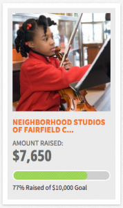 Neighborhood Studios on Crowdrise